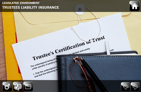 Trustees Liability